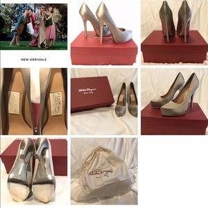 ⚡️SUPER SALE⚡️Salvatore Ferragamo heels MSRP $875